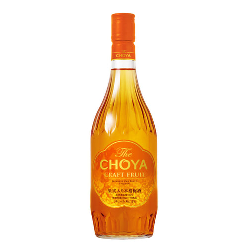 The Choya Craft Fruit 720ml