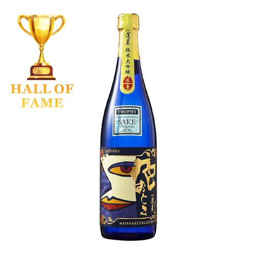 【In Stock】Hourai Junmai-daiginjo Irootoko 720ml