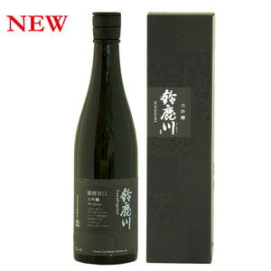 【Sold out】Suzukagawa Daiginjo 720ml