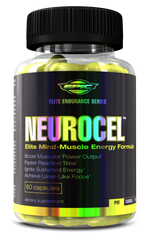 EPIC - NEUROCEL 60ct - BOOST POWER OUTPUT, SPEED & REACTION TIME