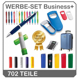 Werbeset Business+