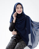 NUR by ARJANA Demi-Shawl