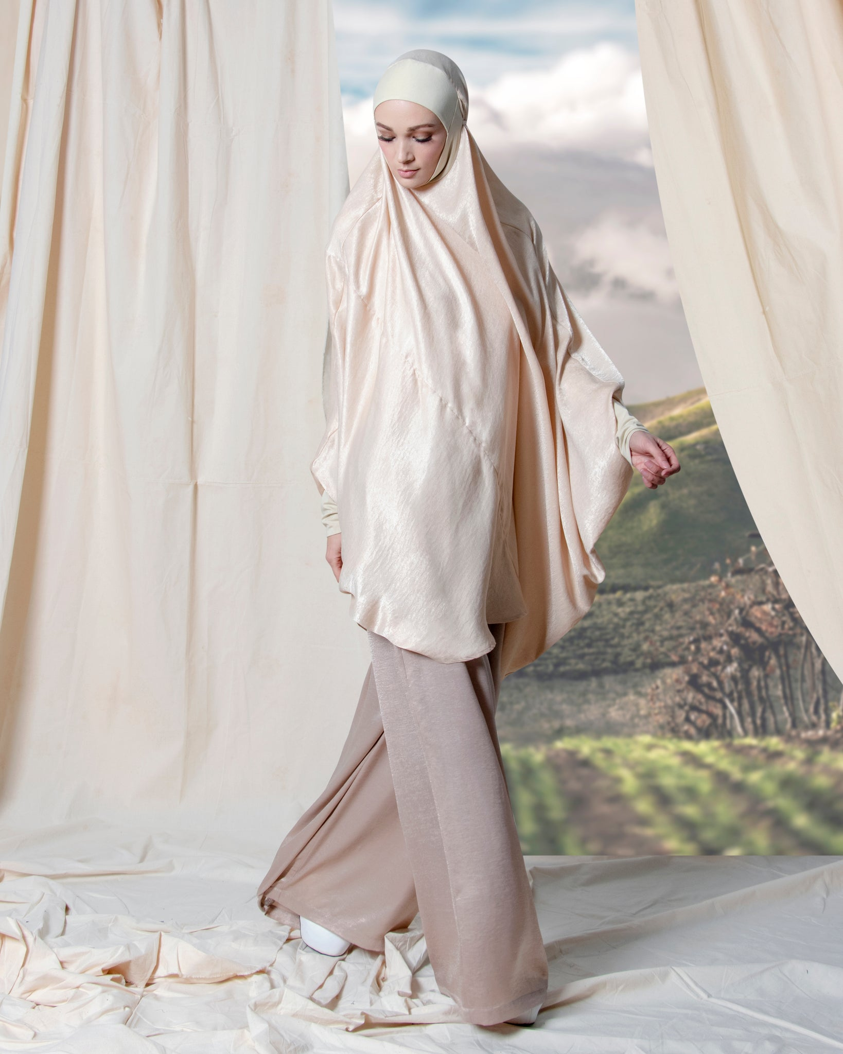 ARJANA Dreamy Pants (Pants for Telekung)