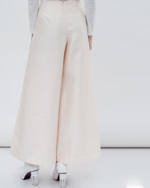 Signature Pants - Champagne