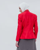 Tria Jacket - Pop Orange