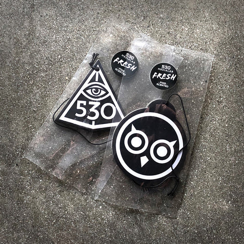 Owl & Pyramid Air Fresheners