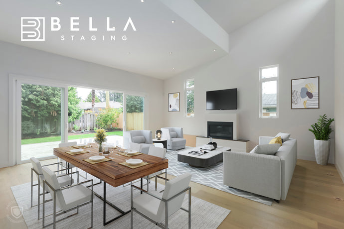 Real Estate Virtual Staging