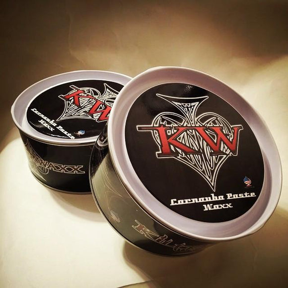 WAX (PASTE) - KW (7 oz.) **LIMITED SUPPLY**