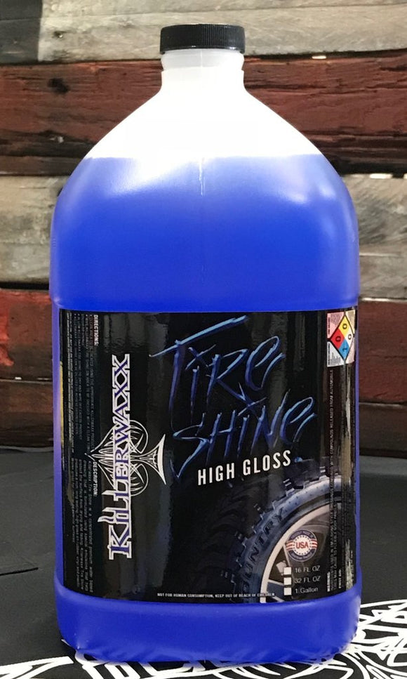 TIRE - SHINE (High Gloss) (Oil Based)