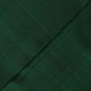 Bottle Green Kanchi Silk Fabric