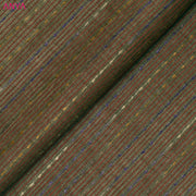 Light Brown Tussar Silk Fabric
