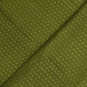 Olive Green 4 Kuligai Kanchi Silk Fabric