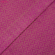 Hot Pink Soft Silk Fabric
