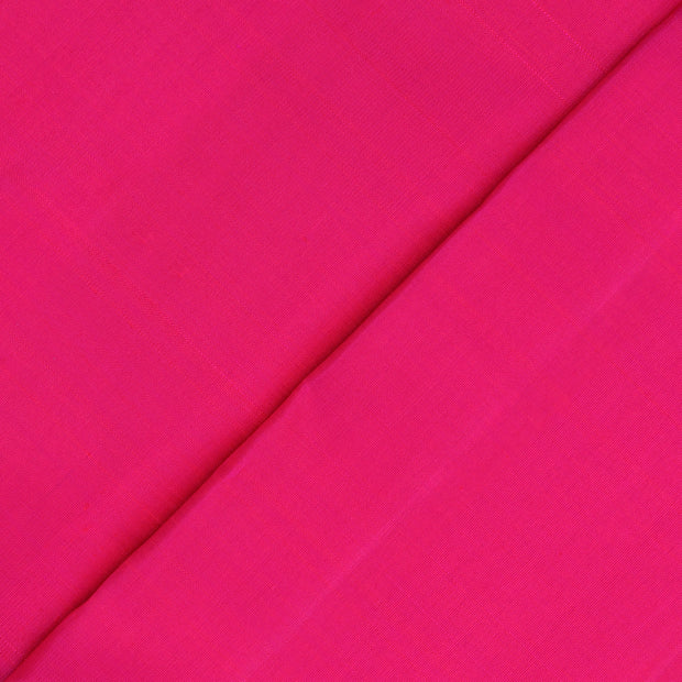 Rose Kanchi Silk Fabric