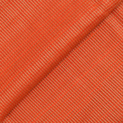 Orange Zari Kattam Tussar Fabric