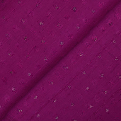 Light Magenta Bailu Silk Fabric