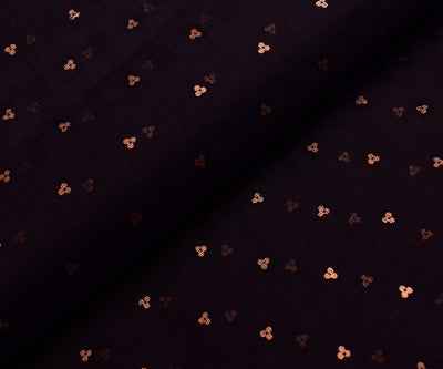 Blackberry Bailu Silk Fabric