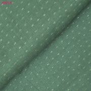 Pastel Green Tussar Silk Fabric