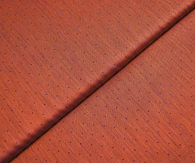 Indian Red Linen Fabric