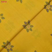 Mustard Cotton Fabric