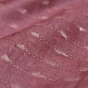 Pink Tussar Silk Fabric