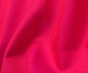 Dual Tone Peach And Pink Kanchi Silk Fabric