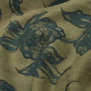 Light Gold Kalamkari Fabric