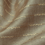 Pastel Brown Tussar Silk Fabric