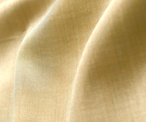 Dull Gold Tissue Fabric
