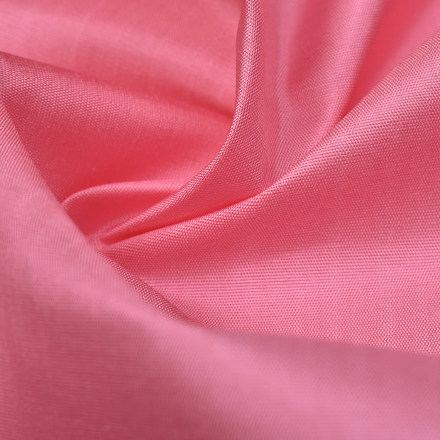Pink Kanchi Silk Fabric