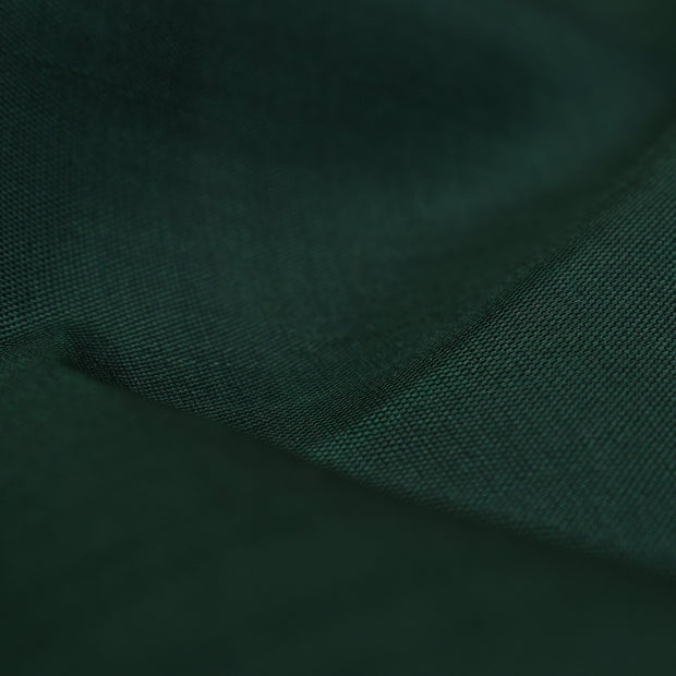 Green Kanchi Silk Fabric