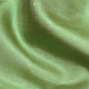 Apple Green Kanchi Silk Fabric