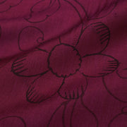 Rose Pen Kalamkari Fabric