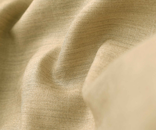 Light Golden Rod Tussar Fabric