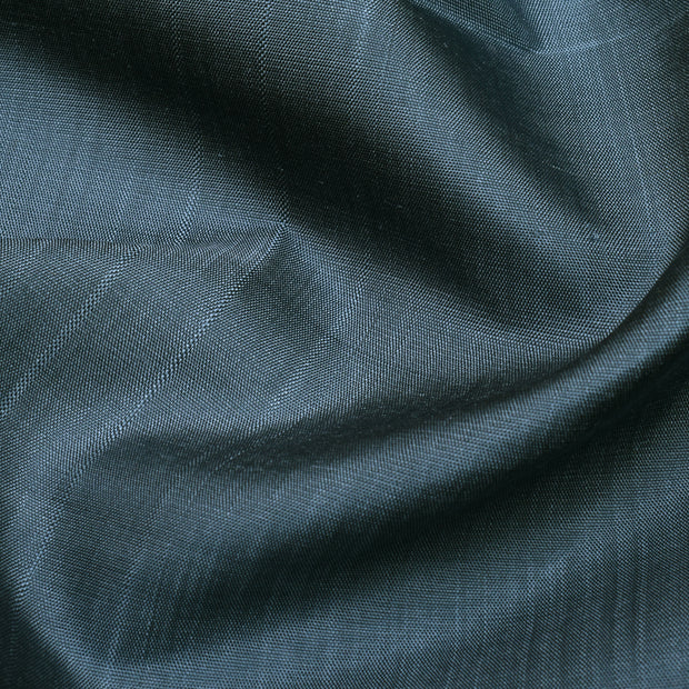 Lava Grey Kanchi Silk Fabric