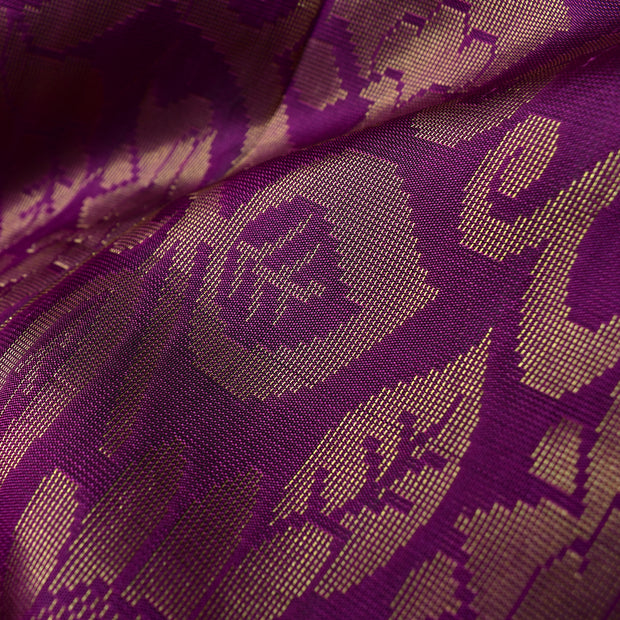 Wine Soft Silk Fabric