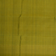 Avacado Green Raising Kanchi Silk Saree With Blouse