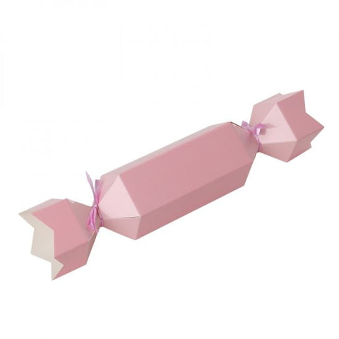 Paper Bonbon Classic Pastel Pink (Pack Of 10)