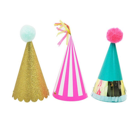 Party hats 3pcs Set