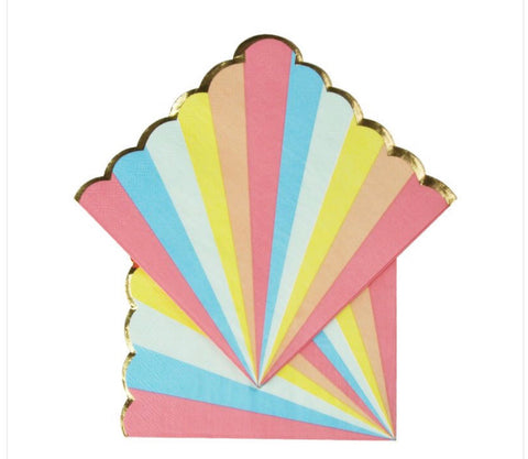 Candy Stripe Napkins