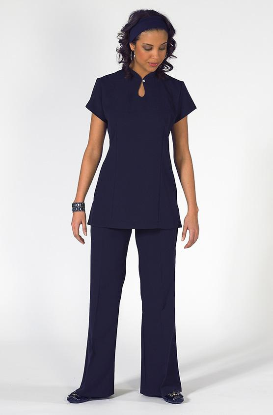 Teardrop Tunic In Active Stretch