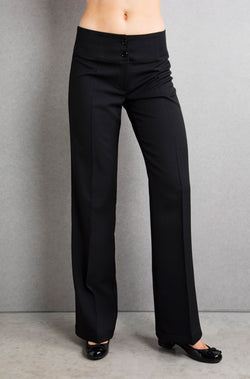 Florence Roby Women's Flared Trousers