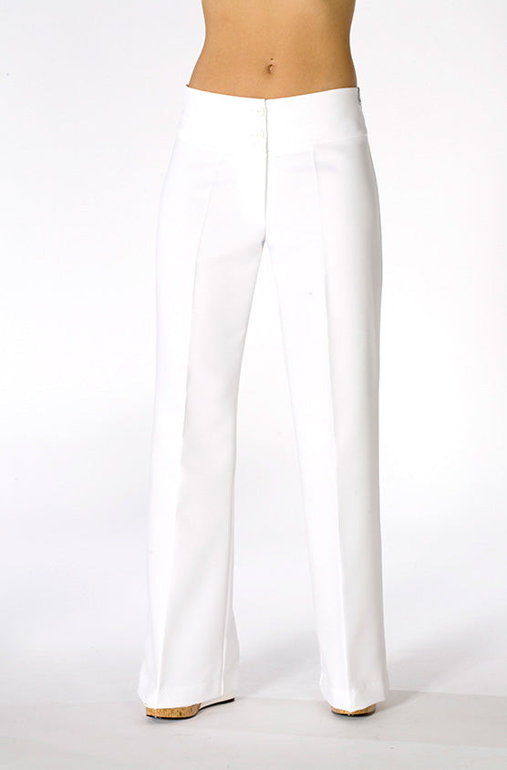 Florence Roby Women's Front Zip Trousers