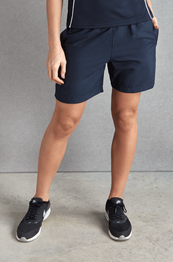 Ladies Track Shorts