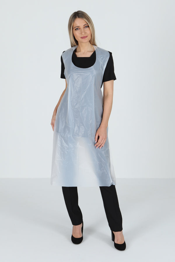 Disposable Aprons 100 Pack