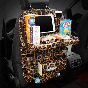Car Seat Back Folding Organizer - Lewis Luxury Furniture and Interior Design