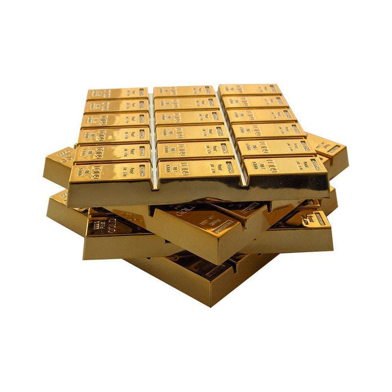 Gold Bullion Coasters