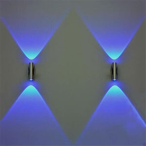 Double-headed LED Wall Lamp Home Sconce Bar Porch - Lewis Luxury Furniture and Interior Design