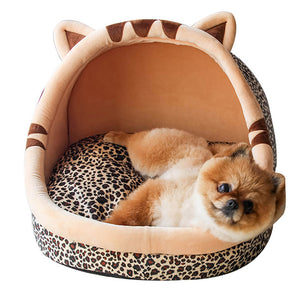 Warm Puppy House For Small Dog/Cat