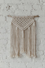 Load image into Gallery viewer, Tassels Macrame Wall Hanging